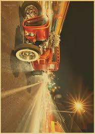 aliexpress com buy old time car propaganda nostalgic ornaments