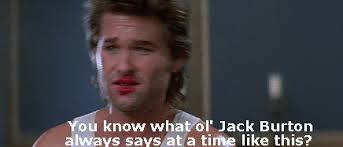 Big Trouble In Little China Meme - john carpenter gif find share on giphy