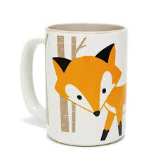 Fox Mug by Mugs Smoko