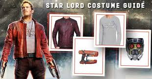 lord costume lord costume guardians of the galaxy quill guide