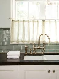 Glass Tile Kitchen Backsplash Ideas Inexpensive Kitchen Backsplash Ideas Pictures From Hgtv Hgtv