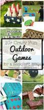 10 crazy fun outdoor games perfect for a backyard barbecue the