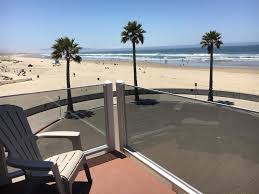 Patio Unit Ocean View 6 U2014 Pismo On The Beach Vacational Rentals