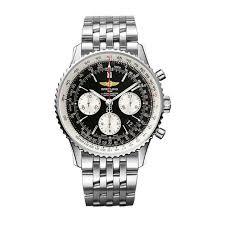 breitling steel bracelet images Breitling navitimer 01 men 39 s stainless steel bracelet watch
