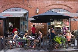 romantic restaurants for couples in downtown new york city