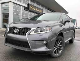 lexus hybrid a vendre used 2015 lexus rx 350 f sport 2 nav mark levinson hud bsm for