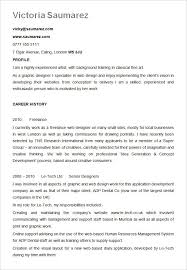 Graphics Design Resume Sample by Best Resume Formats 47 Free Samples Examples Format Free