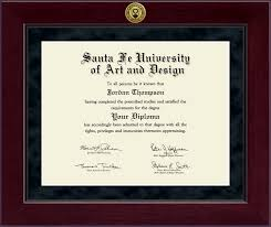 New York College Of Art And Design Santa Fe University Of Art And Design Millennium Gold Engraved