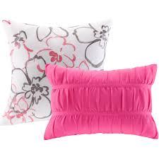 Fuschia Bedding Home Essence Apartment Skye Bedding Comforter Set Walmart Com