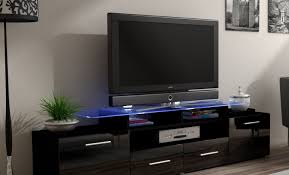 tv roma black swivel high gloss tv stand modern tv stands