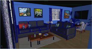living room living room architectural 3d cgtrader