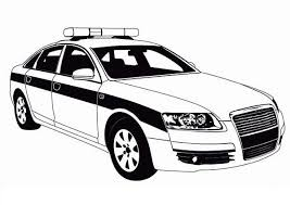 police car coloring pages print coloring coolage net