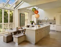 sweet looking family room kitchen designs kitchens on home design