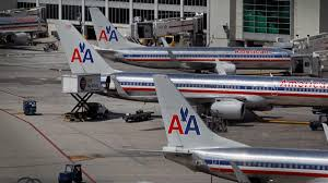 American Airlines Flight Entertainment by American Airlines Plane Returns To Mia After Lightning Strike