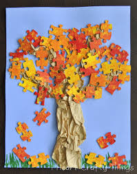 five fall crafts for kids u2014 mary mother of the light academy
