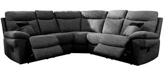 leather electric recliner chaise corner sofa jackson dark grey 2c2 corner fabric electric recliner