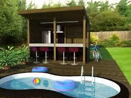 fabriquer cuisine exterieure cuisines d été en bois maisons futaie