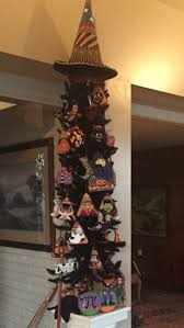 Halloween Tinsel Garland by 349 Best Halloween Trees Images On Pinterest Halloween Trees
