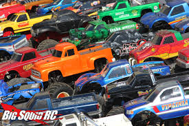 videos of rc monster trucks event coverage u2013 bigfoot 4 4 open house u0026 r c monster truck race