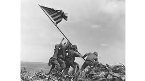 Flag Of Pakistan Image In Iconic Iwo Jima Flag Photo Was Misidentified