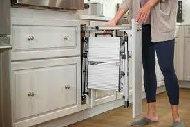 storage kitchen cabinets cost kitchen step stool storage kraftmaid