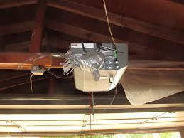 how do you install a garage door opener the most common garage door opener issues startribune com