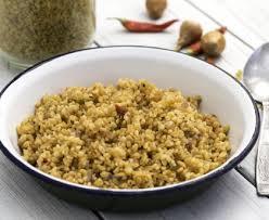 cuisiner le boulgour boulgour nature recette de boulgour nature marmiton
