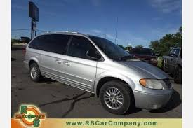 used white chrysler town and country for sale edmunds