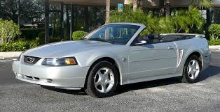 2004 mustang convertible top silver 2004 ford mustang convertible mustangattitude com photo