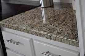 granite countertop concrete countertops with white cabinets