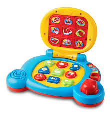 amazon com vtech baby u0027s learning laptop toy frustration free