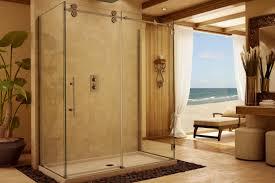 Corner Shower Stalls For Small Bathrooms Shower Awesome Rectangular Shower Enclosure Rectangle Shower