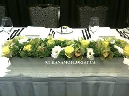 Silk Flower Arrangements For Dining Room Table Wedding Table Flower Arrangements Wedo0821 Tall Table Centre