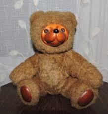Wooden Faced Teddy Bears 1985 Robert Raikes Bears 10
