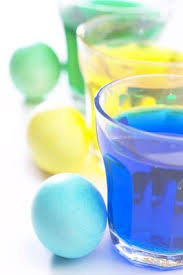 how to turn food coloring water into clear water for a kids