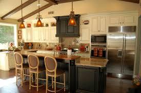 pine kitchen islands rectangle brown pine kitchen island rustic kitchen designs l