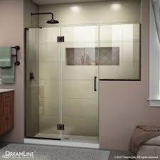 Dreamline Infinity Shower Door by Dreamline Unidoor X 67 67 5