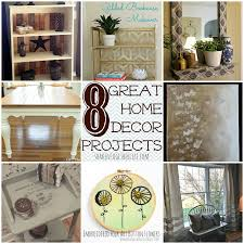 8 great home decor projects diy features from the whats shakin so