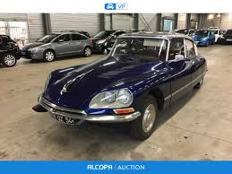vintage citroen ds citroen ds ds super nancy alcopa auction
