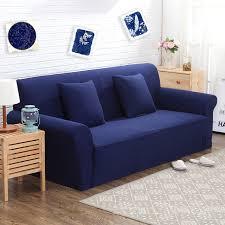housse de canapé trois places bras chaise trois places canapé couvercle housse stretch salon