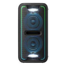 sony high powered bluetooth light up speaker gtk xb5 sony gtk xb7 light up portable speaker system with bass black