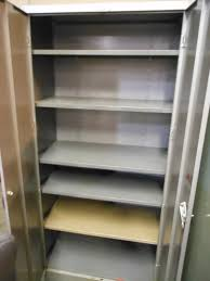 Used Metal Storage Cabinets by Hoppers Office Furniture Used Metal Storage Cabinets