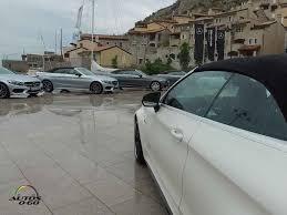 mercedes espa l test drive mercedes c class cabriolet 2017 en trieste italia