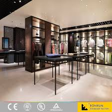 Garment Shop Interior Design Ideas High Fashion Retail Clothes Shop Design Garment Store Interior