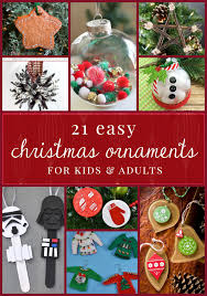 21 easy ornaments for and adults five spot green
