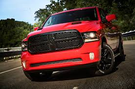 Dodge Ram Colors - 2017 ram 1500 rebel spiced up with new delmonico red paint