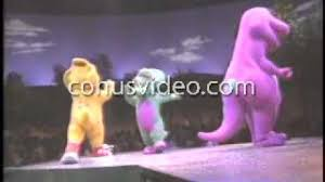 Category Barney And The Backyard by Video A Day At The Park With Barney Grand Opening 1995 Clip
