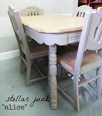 Dining Room Table Refinishing 76 Best Furniture Makeovers Images On Pinterest Furniture