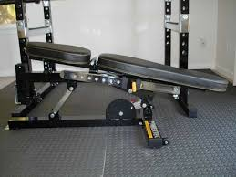 Powertec Weight Bench Review Powertec Power Rack Pr11 And Utility Bench Ub11