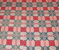 Colonial Coverlets Woven Coverlets An American Story Historic American Quilts